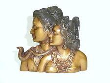 Bronze Relief mit indischem Motiv Wiener Bronze ? um 1900 India