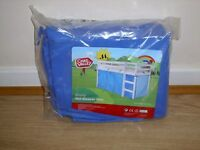 Chad Valley 3ft Blue Tent For A Mid Sleeper For The Boys Bedroom Midsleeper New