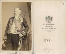 Cremière, Paris, Dupin aîné, homme politique CDV vintage albumen carte de visite