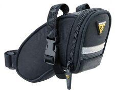 Topeak Aero Wedge Pack Under Saddle / Seat Bag Pack with Straps - Micro