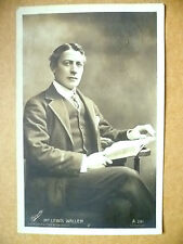 1905 Used Antique Real Photo Postcards- Actors MR. LEWIS WALLER, No.A291+ Stamp