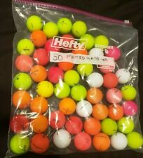 HUGE lot 50 matted used golf balls various brands AAAA Bag G39