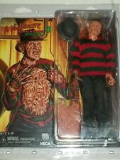 NECA A NIGHTMARE ON ELM STREET 3 Dream Warriors CLOTHED FREDDY FIGURE Horror Toy