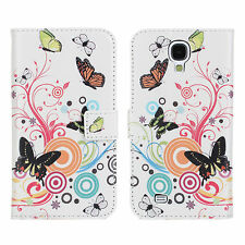 Patterned Wallet Cases for Samsung Galaxy S4 Mini