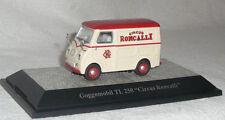 Goggomobil - TL250 Kasten - Bus beige-rot Roncalli 11108-197   Maß 1:43
