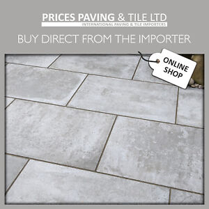 PORCELAIN PAVING STONE WOOD EFFECT SAMPLE PK RECTIFIED VITRIFIED 20mm 16 COLOURS