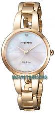 EM0433-87D,CITIZEN Eco-Drive Watch,1Diamond,MotherOfPearlDial,SapphireGlass,Lady