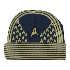 More details for star trek discovery beanie hat official merchandise xmas gifts presents for fans