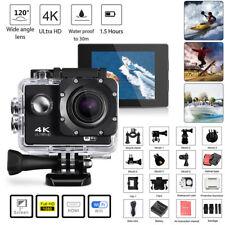 Waterproof Ultra 4K HD 1080P WiFi DV Action Sports Video Camera Camcorder Gopro