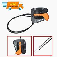 Fits John Deere Throttle & Choke Cable GY20948 Twin Control Handles