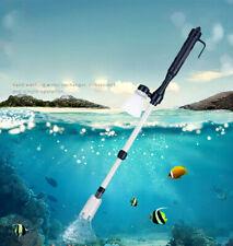 Electric Aquarium Gravel Fish Tank Vacuum Siphon Syphon Cleaner Filter Pump SP