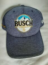 Kevin Harvick Stewart-Haas Racing Team Issued Busch #4 Fitted Medium-Large Hat