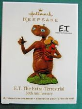 HALLMARK 2012 E.T. The Extra-Terrestrial 30th ANNIVERSARY ORNAMENT-NIB+pt