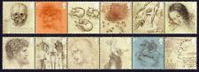2019 LEONARDO DA VINCI - Mint Stamp Set of 12v