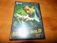 MAN VS. WILD SEASON 1 PART 2 TV Surival Series DISCOVERY CHANNEL DVD SET NEW