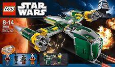 BRAND NEW SEALED LEGO 7930 STAR WARS BOUNTY HUNTER ASSAULT GUNSHIP