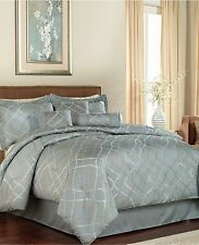 Pem America Celina 7 Piece Queen Jacquard Comforter Set S010