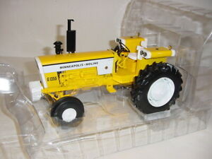 1/16 Minneapolis Moline G1355 Tractor by SpecCast NIB! Great Price!