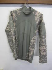 US Army Combat Shirt Flame Resistant digicam sz S made in USA