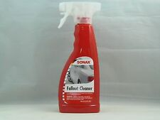 SONAX FALLOUT CLEANER 500ML 16.9 fl. oz. Contaminant removal rail dust