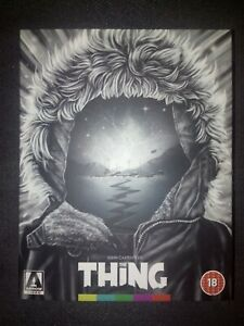 The Thing Blu-ray,Arrow UK edition limited!!!!