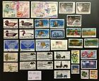 US+Stamps+used+22+cents%2C+93+stamps%2C+1985-1988%2C+off+paper%2C+FREE+SHIPPING