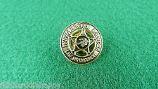 Winchester Ranger Tie Tack Hat Lapel Pin Horse Rider Star Badge Law Enforcement