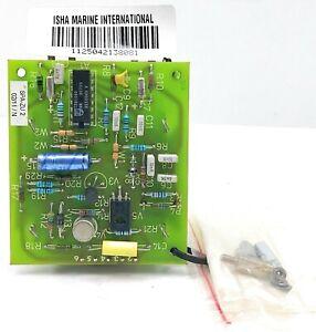 Stromeberg SPAZ 2023 E SPA-ZU 2 BS5-WA Speed Control PCB Module IMI