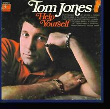REEL TO REEL TAPE 3 3/4 IPS -  RARE - TOM JONES - HELP YOURSELF  • OUT OF PRINT
