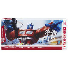 Transformers Platinum Edition OPTIMUS PRIME Year Of The Rooster Action Figure Ne