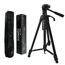 "2018 62"" Camera Camcorder Tripod  for Canon Nikon Sony Fuji Olympus Panasonic"