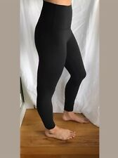 Lululemon Size 8 Align Pant II Black NWT Nulu Fabric High Rise Naked Inspire Run