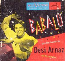 DESI ARNAZ - BABALU RECORDS ALBUM
