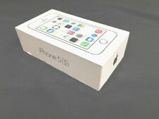 Empty Box for Apple iPhone 5s 16GB Gold BOX ONLY phone/accessories NOT included