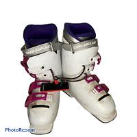 🍊 Dalbello MX 39 Carvex Ski Boots SIZE 277 white/pink/gray USED M9