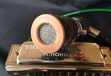 Harmonica Bullet Microphone/Dynamic - Moothie Wood
