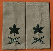 ISRAEL IDF ARMY MAJOR GENERAL ׂ(ׂALUF ) FIELD  RANKS NEW STYLE ( MUCH DARKER  )