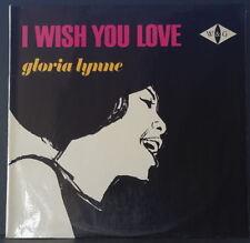 GLORIA LYNNE - I WISH YOU LOVE 1964 W&G WG-25/5131 AUS VINYL IN GREAT COND