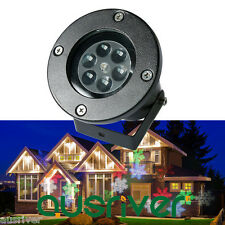 CLEARANCE! Waterproof Outdoor Garden Laser Light Lamp Lawn Laser Projector