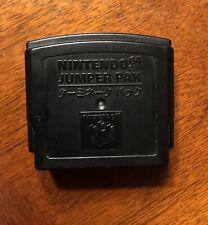 NINTENDO 64 JUMPER PACK  ORIGINAL N64 JUMPER PACK