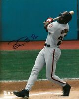 Barry Bonds 8 x10 Autographed Signed Photo ( Giants ) REPRINT