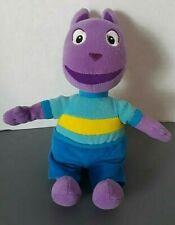 "Ty Backyardigans AUSTIN Kangaroo Stuffed Toy Plush Buddy 2006 Beanie 9"""