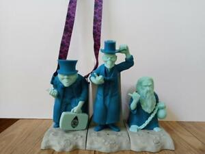 Disneyland Haunted Mansion 50th Year 3 Hitchhiking Ghosts Bucket/Sipper Set NEW!