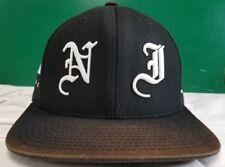 391abe7e6a1 Ninth Hall x Starter Karousell Old English snapback cap hat black white