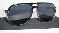 Aviator Plastic Black Blocking Sunglasses UVA/UVB Protection Good For Computer