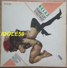 Disques vinyles maxi 45 tours Frankie Goes to Hollywood