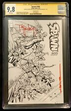 Spawn #300 CGC 9.8 Cover P Variant Signed Todd Mcfarlane & Jerome Opena