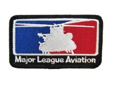 Major League Army Aviation MH-47 Chinook 160th SOAR Night Stalker Military Patch