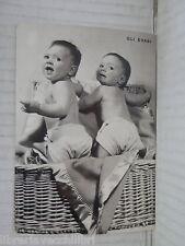 Vecchia cartolina foto d epoca di GLI EVASI ISTITUTO LA CASA MILANO BAMBINO