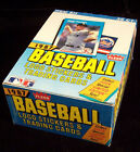 1987 Fleer Baseball  Box (36 Packs) ^ BONDS ROOKIE?